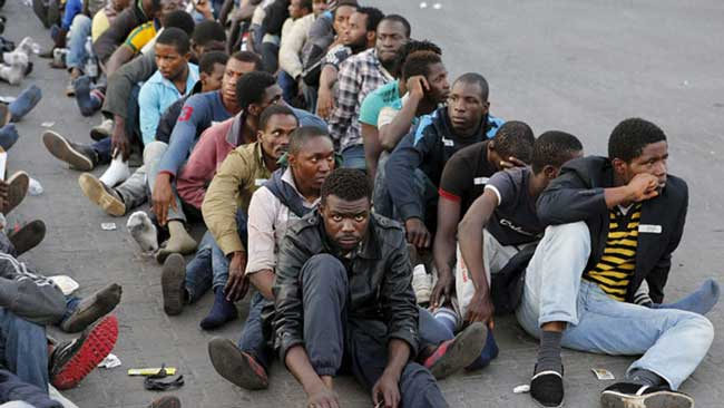 Que pensez vous de la décision du gouvernement Rwandais d'accepter de recevoir 30000 de nos frères vivant en esclavage dans la Libye ?