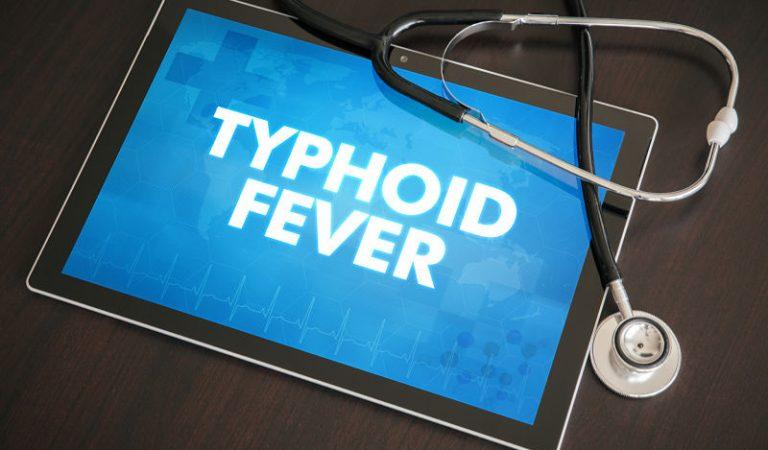 Etes vous vacciné contre la fièvre typhoide?